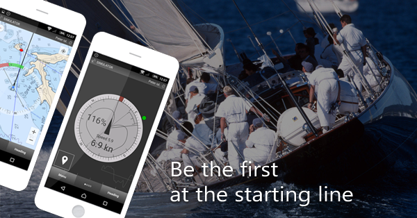 SailRacer - Tactical app for sailors  Android, iOS